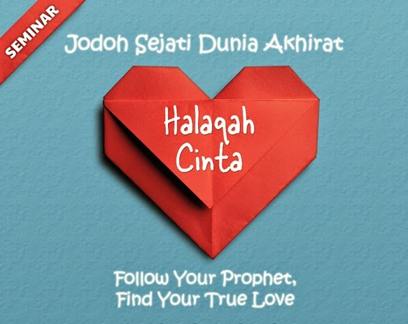 Seminar Nasional Halaqah Cinta di Medan