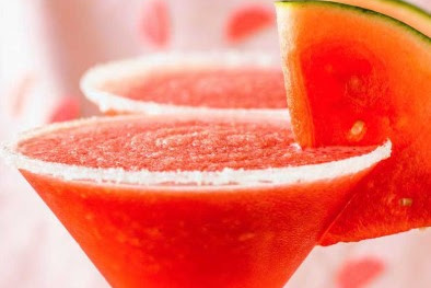 FROZEN WATERMELON MARGARITA