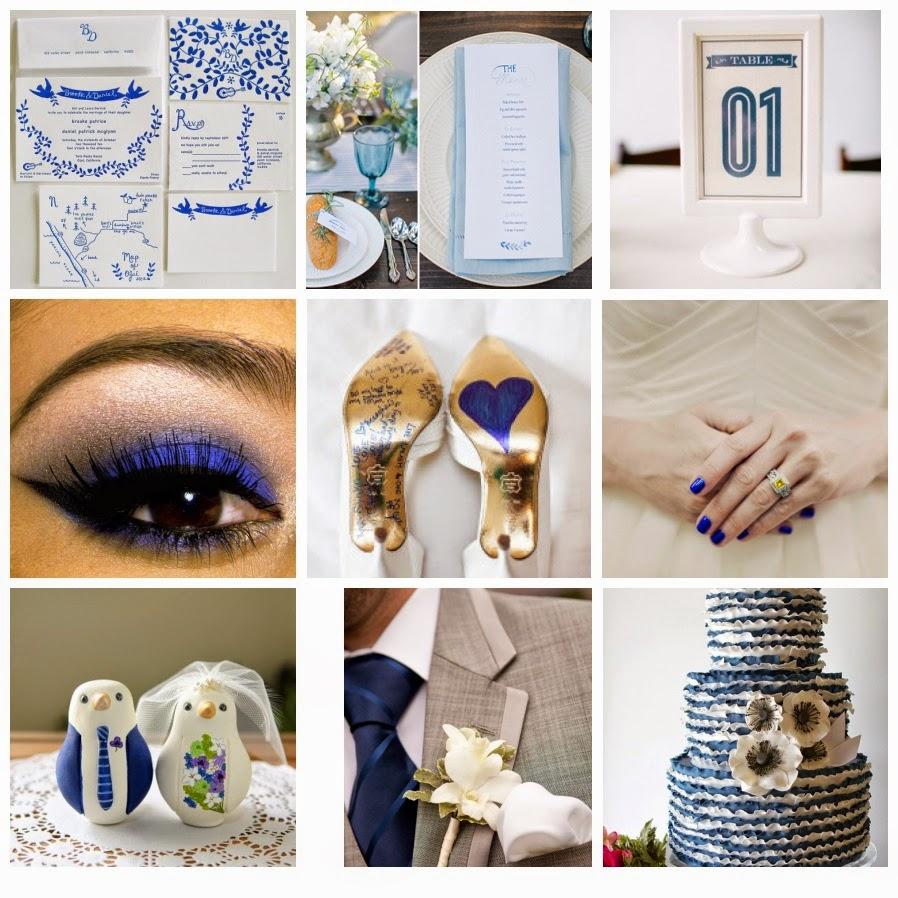 Lunes de color: Algo Azul