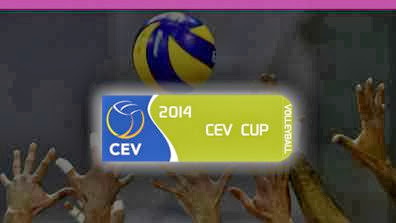 VOLEIBOL-Liga de Campeones CEV femenina 2013-2014