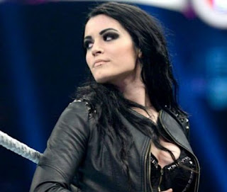 Paige on raw group