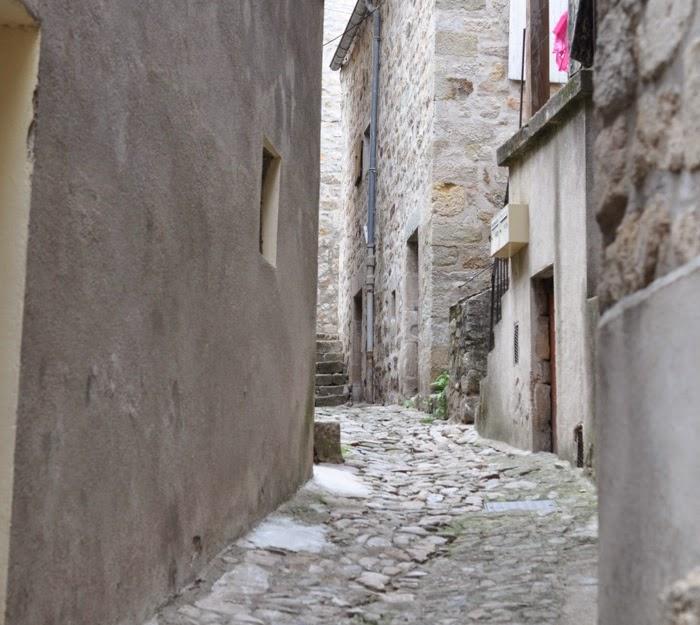Rue et ruelle