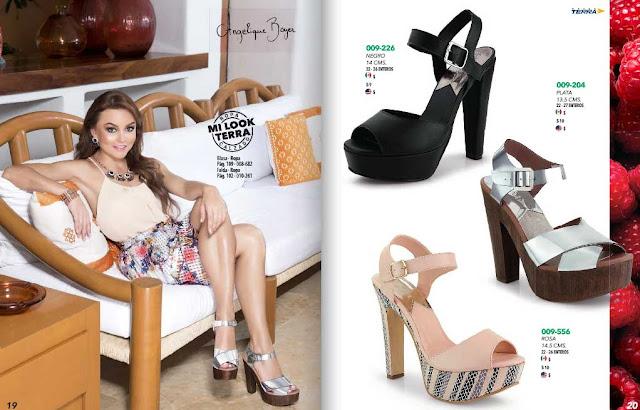 Terra zapatos  2018 damas