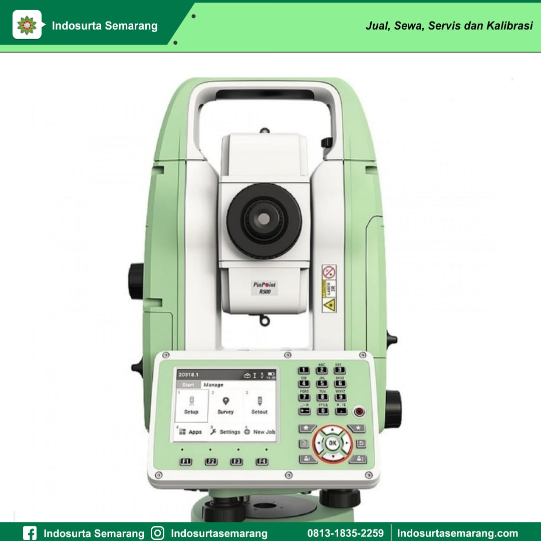 Total Station Leica TS03