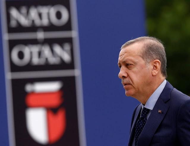 Ερντογάν: Θα αναλάβουμε στρατιωτική δράση στα ανατολικά του Ευφράτη