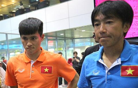 Huấn luyện viên Miura được Công Vinh mời về làm người dẫn dắt cho CLB TPHCM