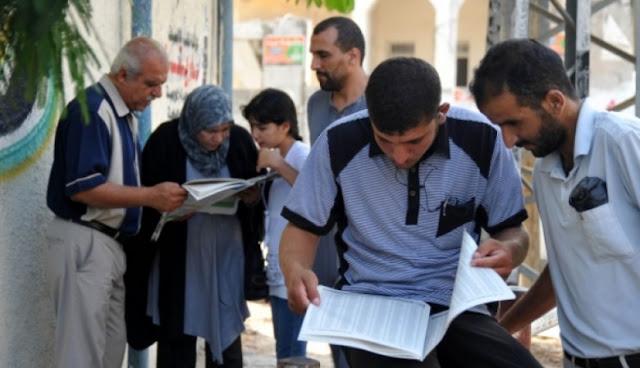 القدس| هنا رابط معرفة نتائج التوجيهي 2018 فلسطين tawjihi.mohe.ps معرفة نتيجة الثانوية العامه برقم الجلوس موقع وزارة التربية والتعليم العالي فلسطين
