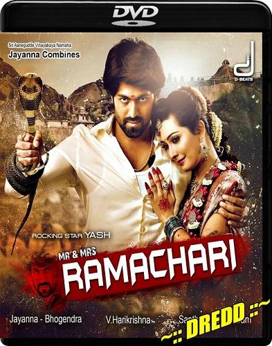 Mr. And Mrs. Ramachari (2016) Hindi Dual Audio 720p HDRip 1.5 GB