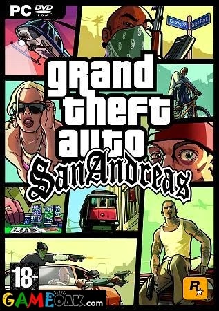 GTA San Andreas free download with cheats codes
