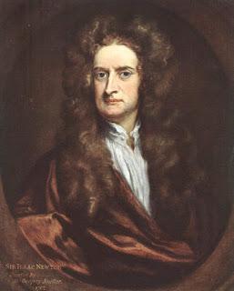 アイザック・ニュートンの生い立ち