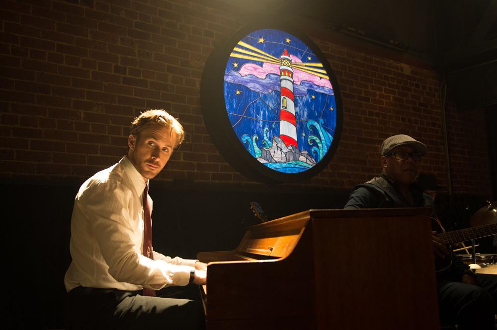 LA LA LAND - La ciudad de las estrellas - Ryan Gosling