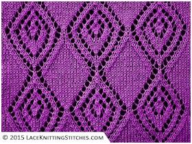Lace Chart #7