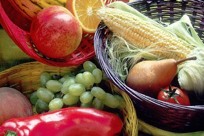 Buah dan Sayur Yang Baik Untuk Tingkatkan Sistem Kekebalan Tubuh