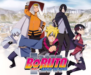 Download Film Boruto Naruto The Movie (2015) Subtitle Indonesia