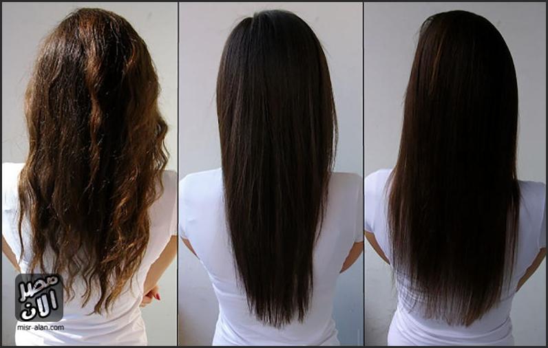 كيفيّة العناية بالشعر بعد علاجه ببروتين الشعر