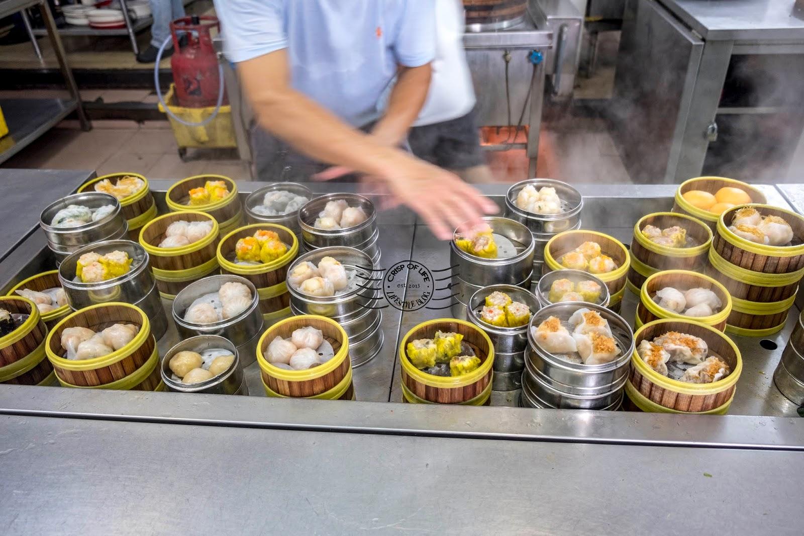 Red Tea House Dim Sum 红茶馆点心 @ Taman Lip Sin, Penang