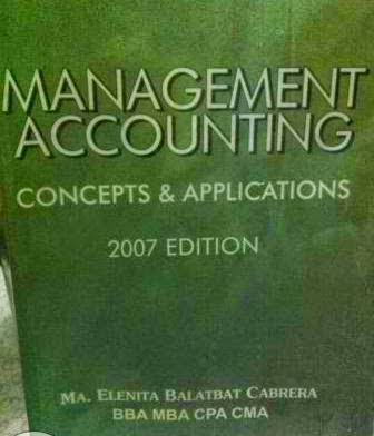 Accounting Concepts And Applications Answers