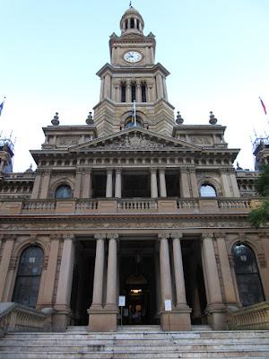 Ayuntamiento. Sydney