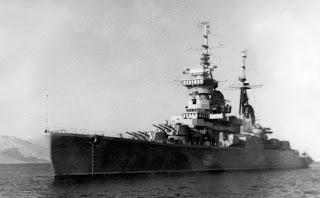 KRI Irian - Kapal Perang Terbesar Yang Pernah Dimiliki Indonesia