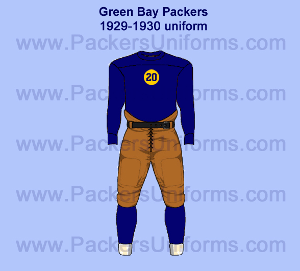 big sale 53b68 4bb0f The Wearing Of the Green (and Gold): Uniform Timeline