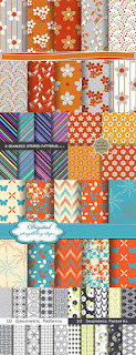 Seamless Pattern vector collection 15 EPS