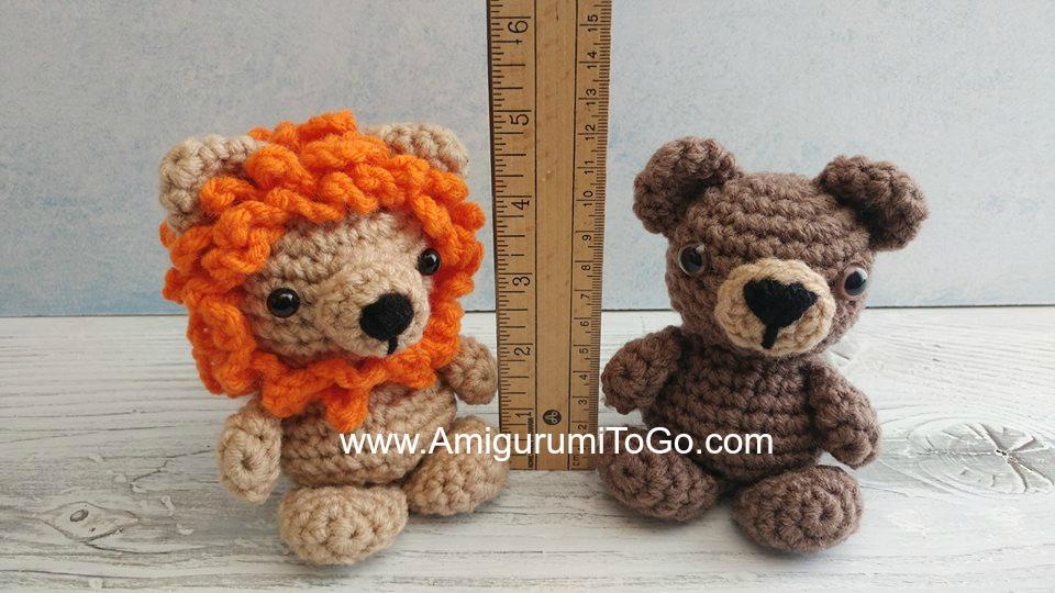 Lion Crochet Free Patterns | Crochet cat pattern, Crochet ... | 540x960