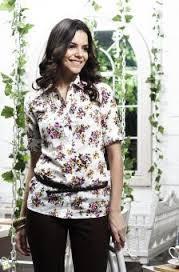 Model baju Kerja Wanita Chic Simple Modern