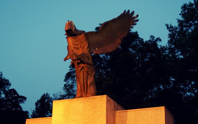 anioł śmierci Wrocław