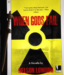 Portada del libro When Gods Fail, de Nelson Lowhim