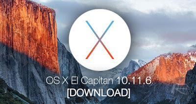 Free Mac OS X El Capitan 10.11.6 Intel USB Install