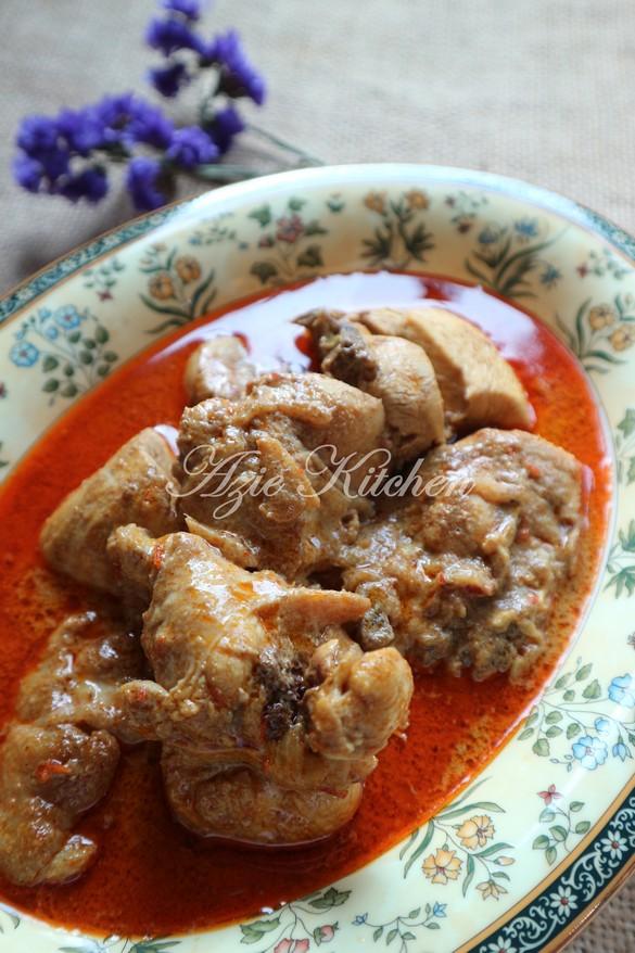 Cara Membuat Gulai Ayam Enak dan Lezat ala Gultik Blok M