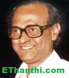 பத்திரிகை உலகின் ஜாம்பவான் டி.ஆர். ராமசாமி | Magazine World Warrior TR Ramasamy !