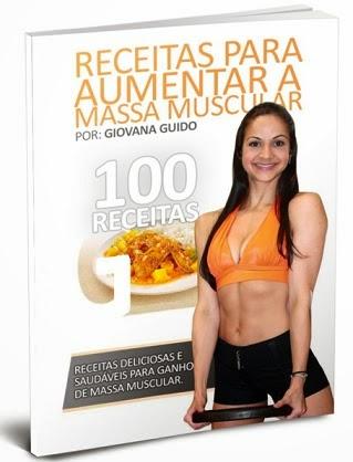 Receitas Para Ganhar Massa Muscular