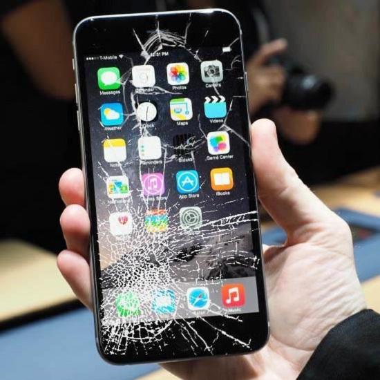 Màn hình iphone 6 bị lỗi