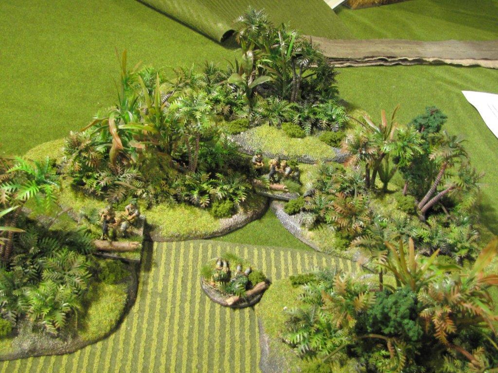 Craig S Wargaming Blog More Jungle Terrain
