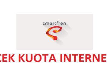 √ 4 Cara Cek Kuota Internet Smartfren GSM 4G LTE [2019]