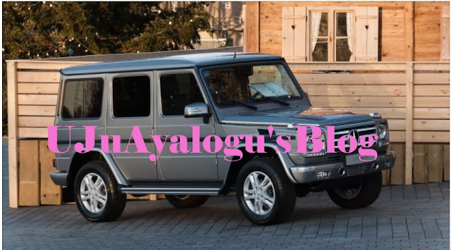 Nigerian buys G-Wagon for South African 'whose wife he impregnated'