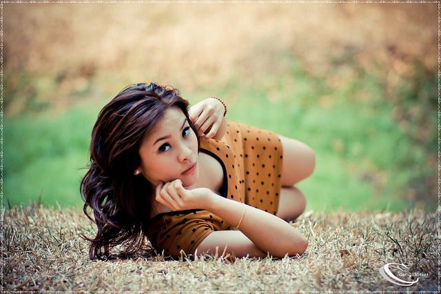 Foto Warna Rambut Yang Bagus