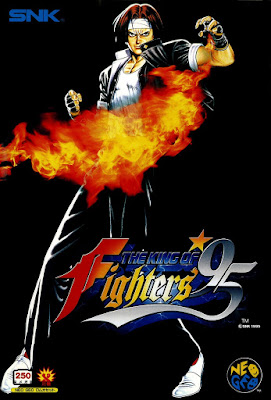 Review - The King of Fighters '95 - Arcade