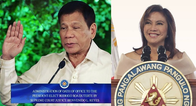 Duterte, Robredo Inauguration 2016: summary, quick facts, analysis