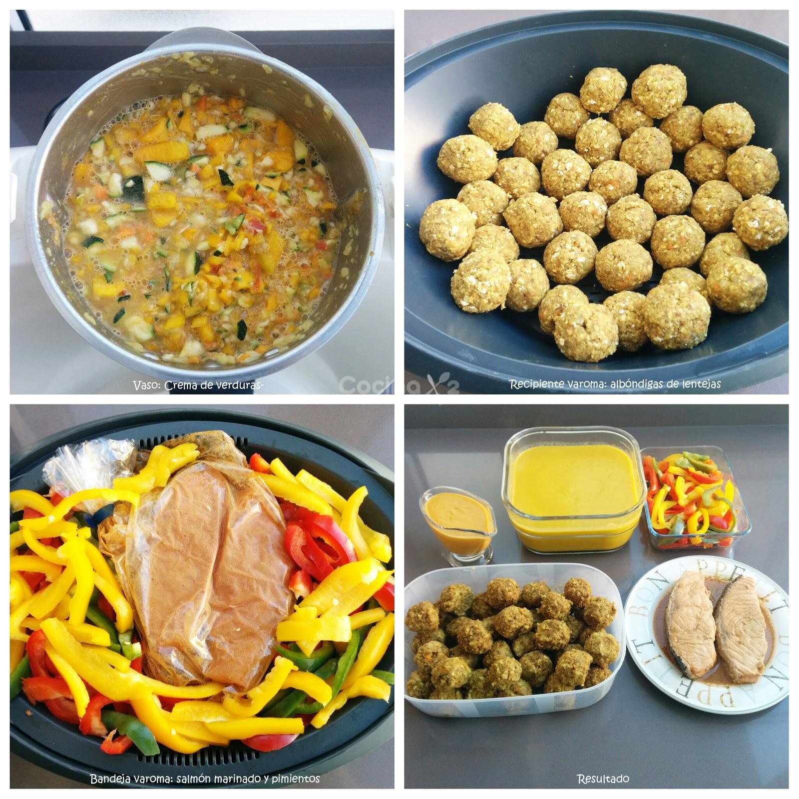 Blog Cocina Thermomix | Cocinax2 Las Recetas De Laurita Cocina Por Niveles Con