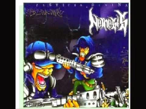 entra y descarga el cd completo de nemesis - justicia divina