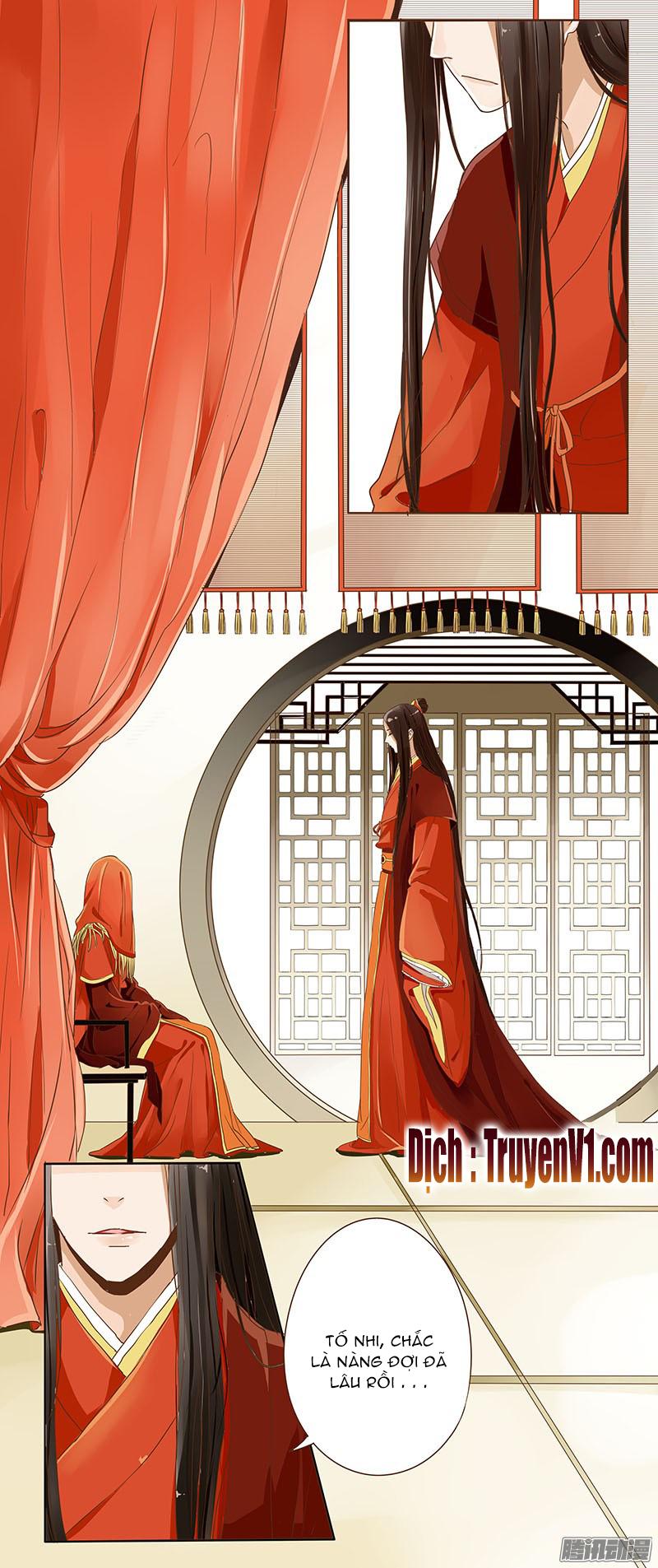 Đế Vương Trắc Chap 1 page 5 - Truyentranhaz.net