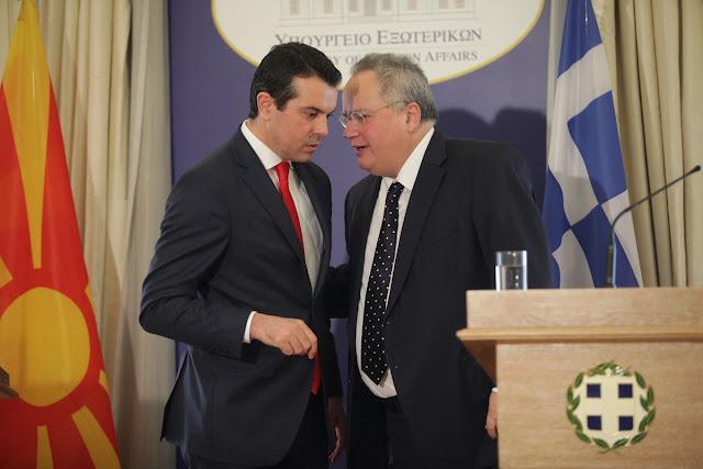 Κρίσιμη εβδομάδα για το Σκοπιανό - Κλειδί η ενδιάμεση συμφωνία