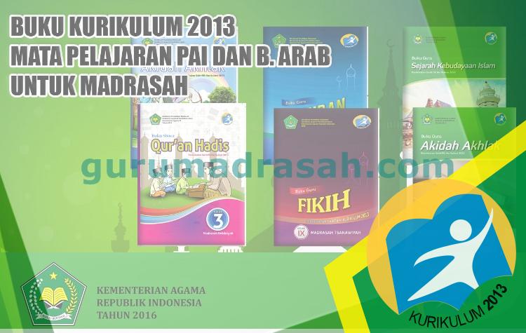 Buku Pai Dan Bahasa Arab Kurikulum 2013 Untuk Mi Mts Dan