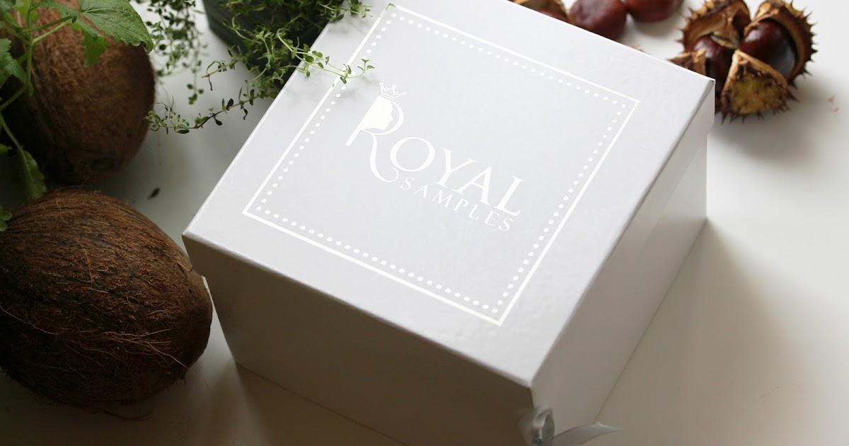 Royal Samples Casual Box - первая коробочка красоты ...