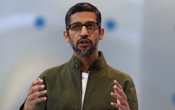 Google CEO says it has fired 48 employees for sexual misconduct