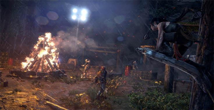 تحميل لعبة Rise of the Tomb Raider برابط مباشر + تورنت
