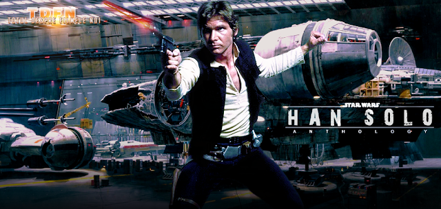 În al doilea film spinoff Star Wars Anthology, vom vedea povestea uni tânăr Han Solo