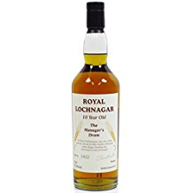 Royal Lochnagar - The Managers Dram - 1996 10 year old Whisky